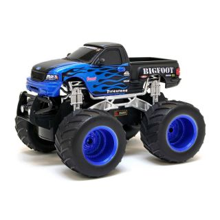 New Bright 124 scale Remote Control Full Function Big Foot Monster