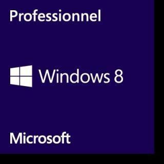 Microsoft Windows 8 Professionnel OEM 32 bits   Achat / Vente SYSTÈME