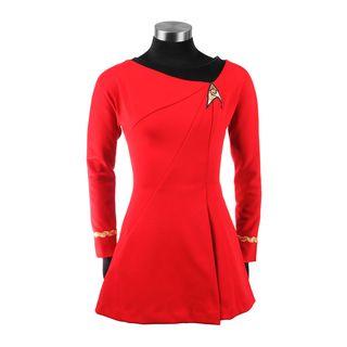 Star Trek High quality Uhura Dress Replica Uniform