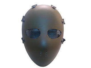 Airsoft Full Face Mask DE Hockey Killer Alien Mask Sports