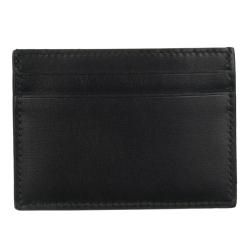 Gucci Black Leather Credit Card Holder