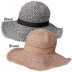 Adi Designs Womens 4 inch Brim Sun Hat