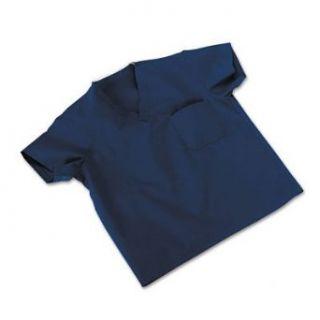 ComfortEase™ Scrub Top, Large, Ciel Blue (MII910JTHLCM