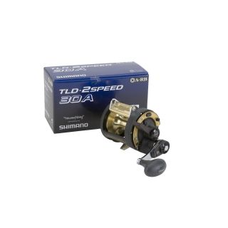 Shimano TLD 30 2 speed Conventional Fishing Reel