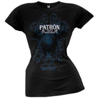 Patron   Tequila Juniors T Shirt   Medium Clothing