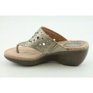 Clarks Artisan Womens Newland Dazzle Metallics Sandals