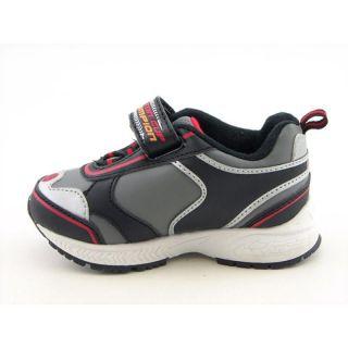 Disney Pixar Infants Baby Toddlers Cars Black Walking Shoes (Size 12