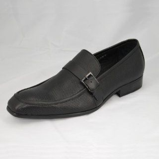 Shoes Mens Centauro Loafers Leather Shoes 736 05 Slip on Black Shoes