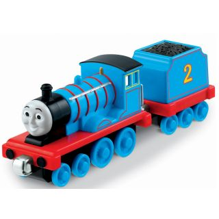 Fisher Price Thomas and Friends Small Edward Toy Train Engine