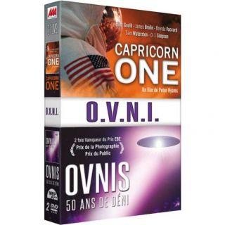 Capricorn One ; ufo, 50en DVD FILM pas cher