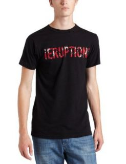 FEA Merchandising Mens Edward Van Halen Eruption Tee