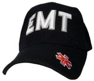 EMT EMS Paramedic Star of Life Logo Baseball Cap Hat