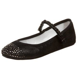 Joes Jeans Womens Sissy Ballet Flat,Black,5.5 M US Shoes