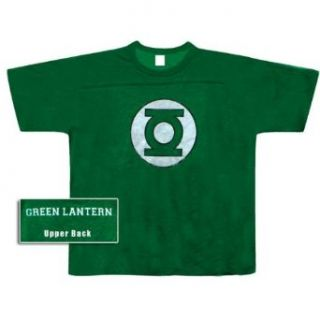 Green Lantern   Athletic Football Jersey   X Large