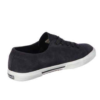 Superga Womens 2950 SUED Suede Vulcanized Sneakers