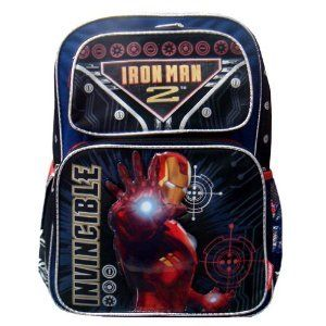 Iron Man 2 Large Backpack Shoes