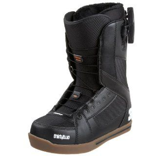 thirtytwo Mens 86 Ft Snowboard Boot,Black/Gum,5 M US Shoes