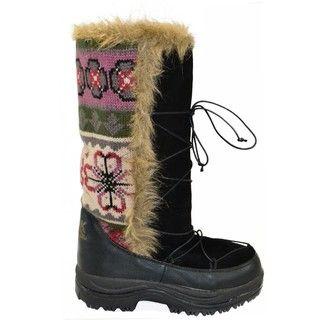 Muk Luks Womens Neutral Sesu Tall Boots