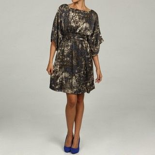 Adrianna Papell Womens Betwing Dress FINAL SALE