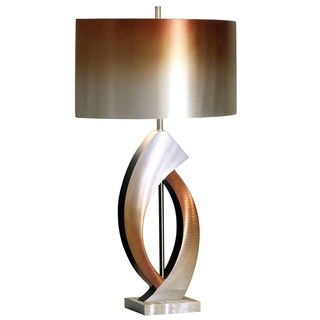 Nova Lighting Swerve Table Lamp