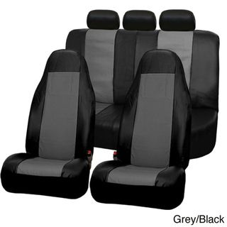 PU Leather Car Seat Covers (Full Set)