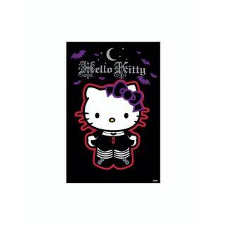 POSTER HELLO KITTY GOTH 61 x 91,5 cm   Achat / Vente TABLEAU   POSTER