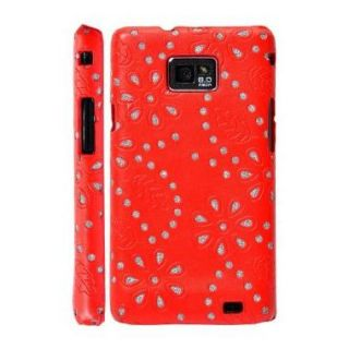 HOUSSE COQUE TELEPHONE Coque Samsung Galaxy S2 i9100 motif strass fond