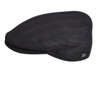 Bailey of Hollywood Mens Lord Double Stripe Ivy Cap