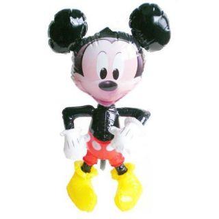 52 cm   Achat / Vente BALLON DECORATIF Mickey mouse gonflable 52