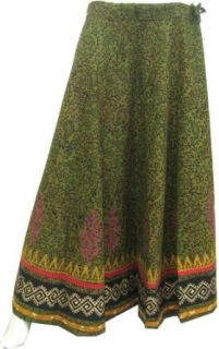 Cotton Long Skirt from India     Ethnic Indian Clothing