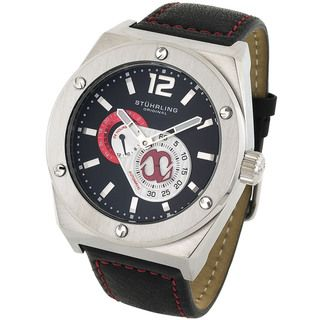 Stuhrling Original Mens Esprit Automatic 24 hour Indicator Watch