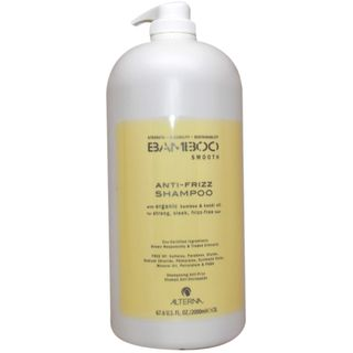 Alterna Bamboo Smooth Anti Frizz 67.6 ounce Shampoo
