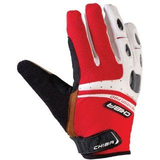 Chiba Full Finger Competition Pro Cycling Gloves   1 Pair