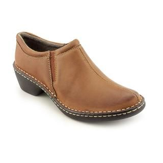Eastland Womens Amore Leather Casual Shoes   Wide