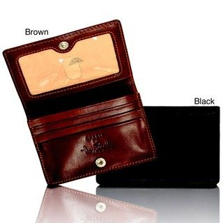 Tony Perotti Prima Italian leather Business and Credit Card Case