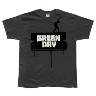 Green Day   Razor Walk T Shirt Clothing