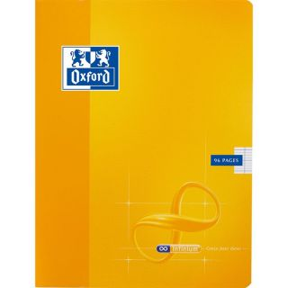 96 Pages 21.29.7 cm JAUNE   Achat / Vente CAHIER OXFORD Cahier 96