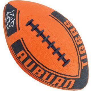 Auburn Tigers Youth Navy Blue Orange Hail Mary Rubber