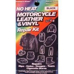 Liquid Leather No Heat Motorcycle Leather/Vinyl Repair Kit