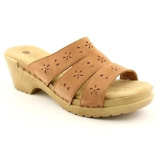 White Mountain Womens Ferry Nubuck Sandals