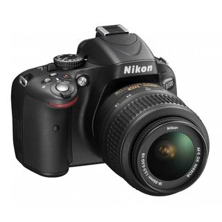 Nikon D5100 16.2MP Digital SLR Camera With 18 55mm VR Lens