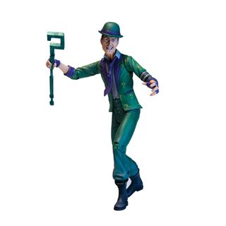 Batman Arkham City Series 2 Riddler Action Figure