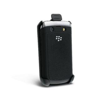 Black Swivel Holster for Blackberry Bold 9700