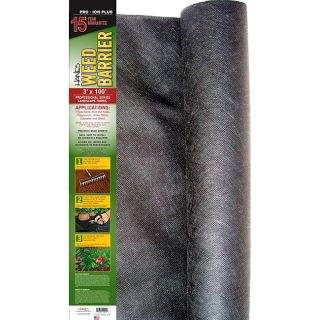 Plus Weed Barrier Landscape Fabric   3 ft. x 100 ft.