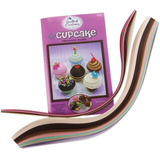 Quilled Creations Cupcake Treasure Boxes Quilling Kit Today $12.09 4