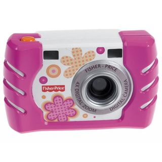 Fisher Price Kid Tough Basic Pink Digital Camera