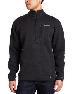 Columbia Mens Altitude Aspect 1/2 Zip Long Sleeve Shirt