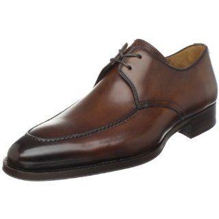 Magnanni Mens Basilio Oxford,Midbrown,8.5 M US Shoes