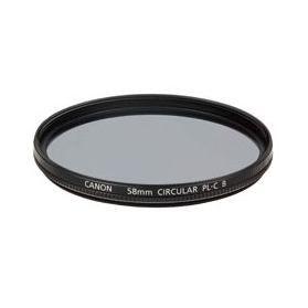 Canon PL CB 58 mm   Filtre polarisant circulaire   Achat / Vente
