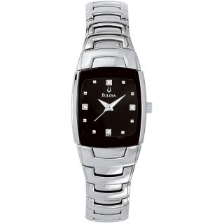 Bulova Womens Diamond Watch See Price in Cart 4.7 (15 reviews)